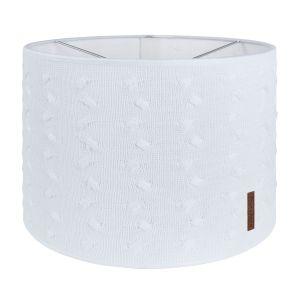 Abat-jour Cable blanc - Ø30 cm