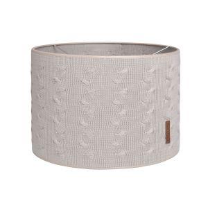 Abat-jour Cable loam - Ø30 cm