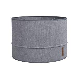 Abat-jour Sparkle gris-argent mêlé - Ø30 cm