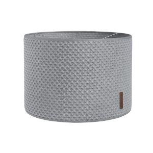 Abat-jour Sun gris/gris argenté - Ø30 cm
