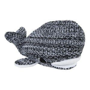 Baleine River noir/blanc mêlé