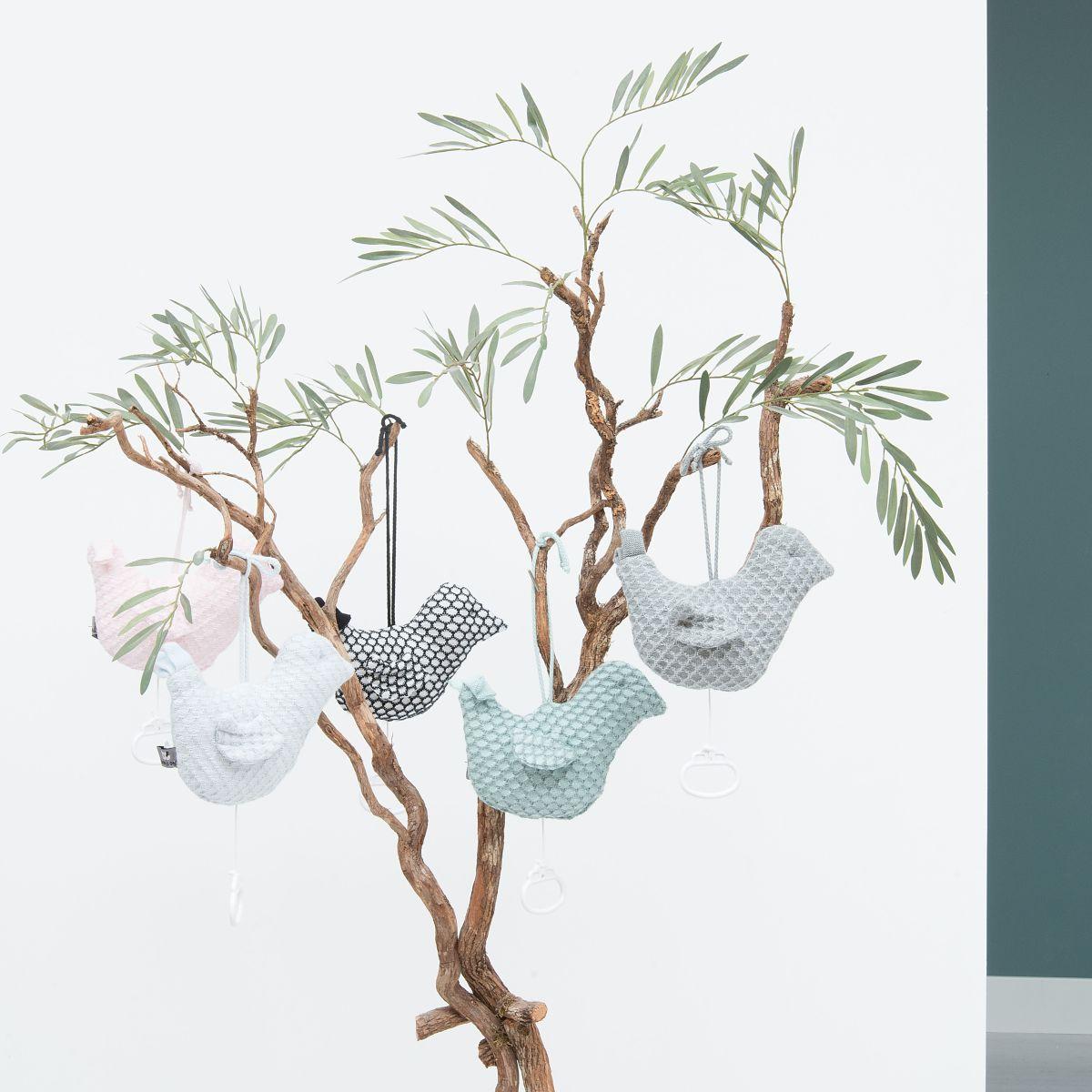 boite musique oiseau sun mintstonegreen
