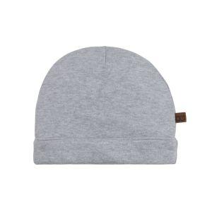 Bonnet Melange gris - 3-6 mois