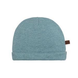 Bonnet Melange stonegreen - 3-6 mois