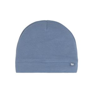 Bonnet Pure vintage blue - 0-3 mois