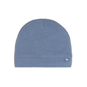 Bonnet Pure vintage blue - 3-6 mois