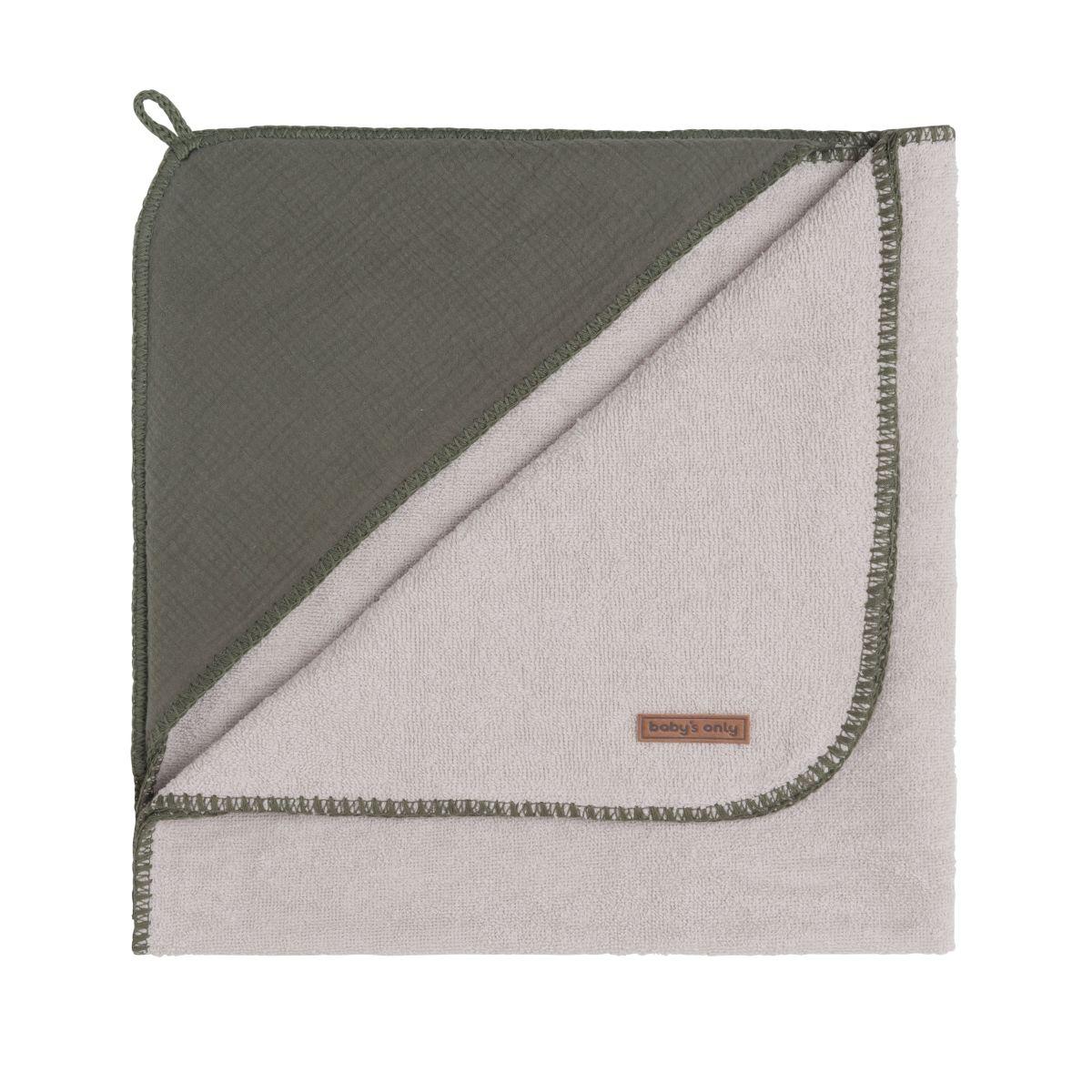 cape de bain breeze khaki 75x85