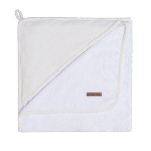 Cape de bain Sense blanc - 75x85
