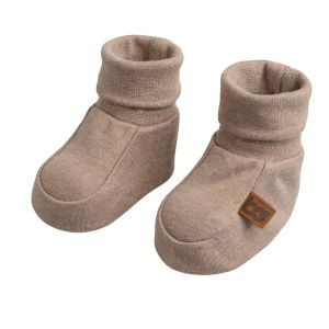 Chaussons Melange clay - 0-3 mois