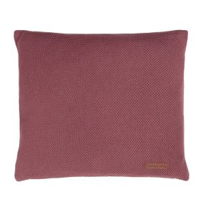 Coussin Classic stone red - 40x40 cm