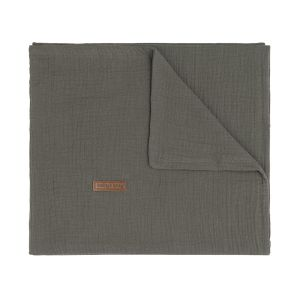 Couverture berceau Breeze khaki