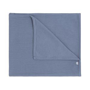 Couverture berceau Pure vintage blue