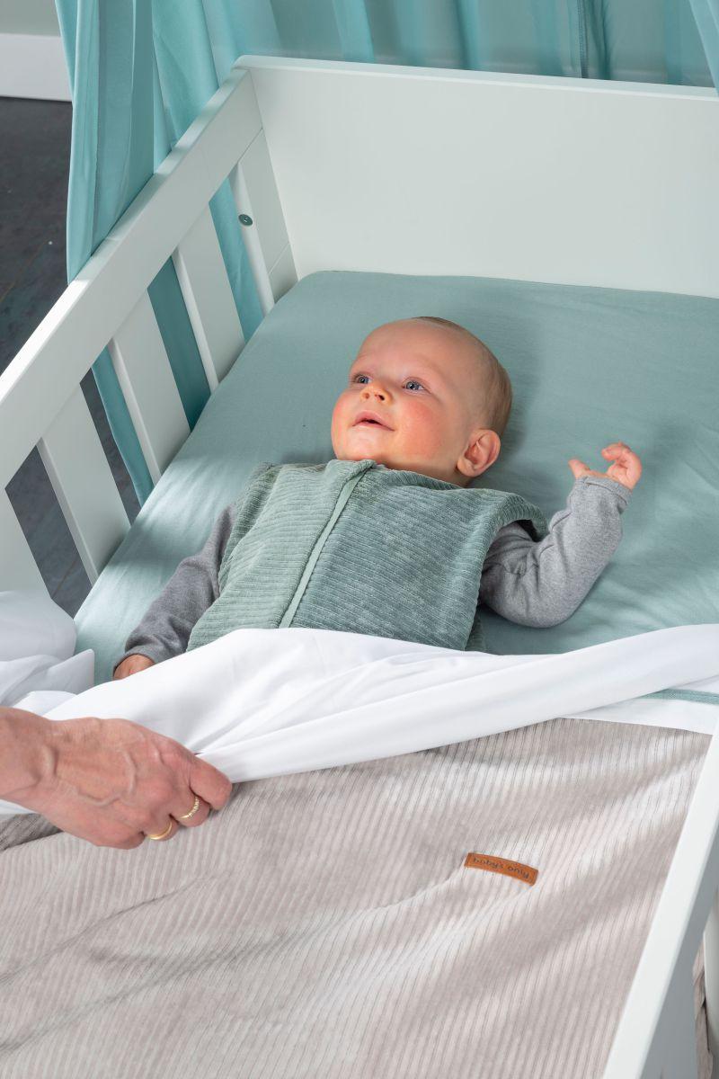 couverture berceau sense blanc
