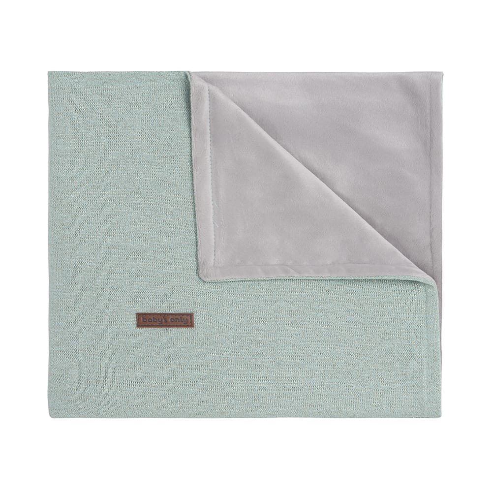 couverture berceau soft sparkle mintdor ml
