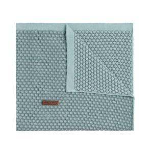 Couverture berceau Sun mint/stonegreen