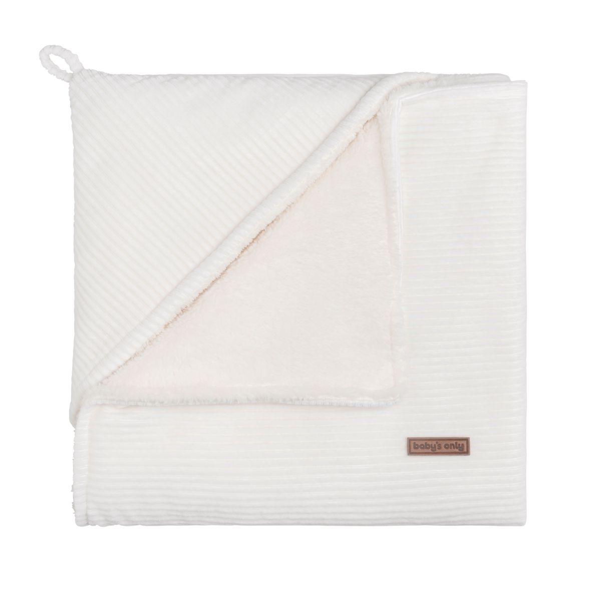 couverture enveloppante sense blanc