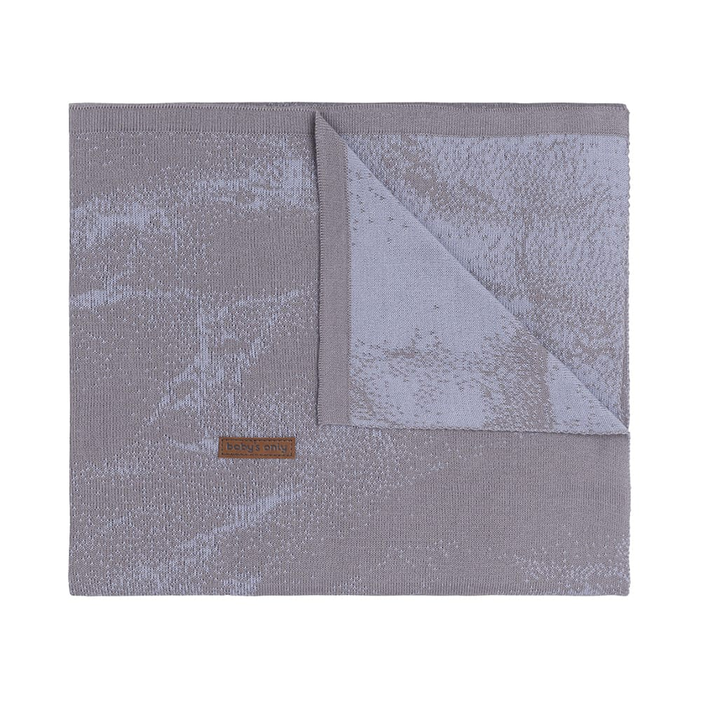couverture lit bb marble cool greylilas