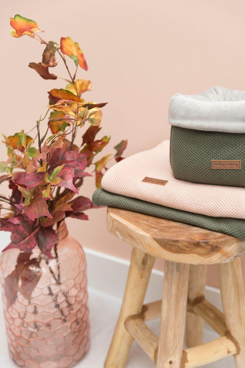 couverture lit bb soft classic mint