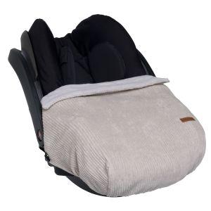 Couverture pour siège de voiture Sense caillou gris