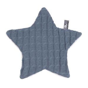 Doudou étoile Cable granit