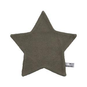 Doudou étoile Classic khaki