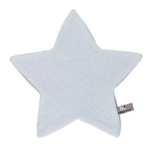 Doudou étoile Classic poudre bleu