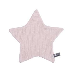 Doudou étoile Classic rose très clair