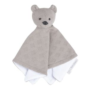 Doudou ours Reef urban taupe