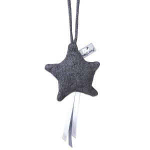 Étoile déco Cable anthracite