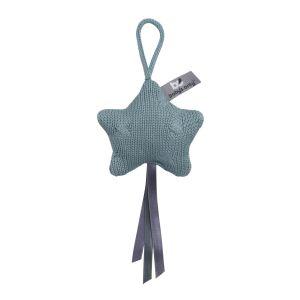 Étoile déco Cable stonegreen