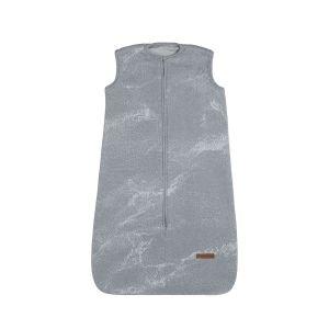 Gigoteuse Marble gris/gris argenté - 70 cm