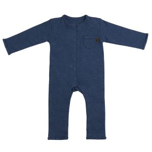Grenouillère Melange jeans - 50