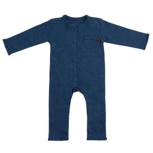 Grenouillère Melange jeans - 56