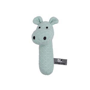 Hochet hippopotame mint