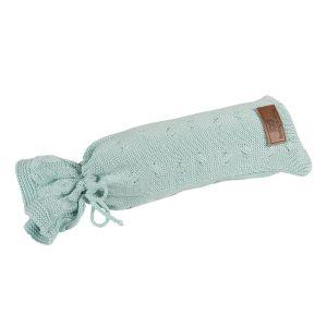 Housse bouillotte Cable mint