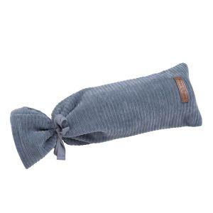 Housse bouillotte Sense vintage blue