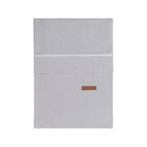 Housse de couette Breeze gris - 100x135