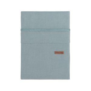 Housse de couette Breeze stonegreen - 100x135