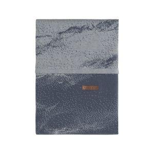 Housse de couette Marble granit/gris - 100x135