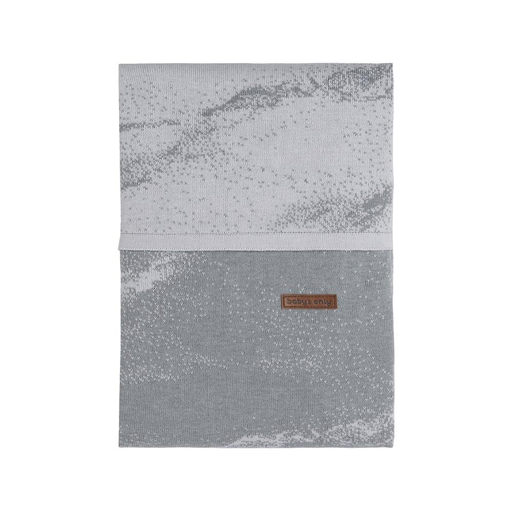 housse de couette marble grisgris argent 100x135