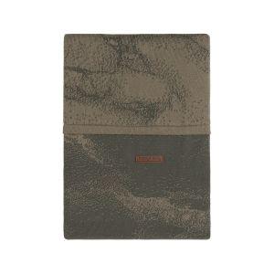 Housse de couette Marble khaki/olive - 100x135