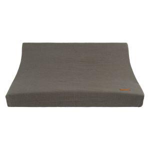 Housse matelas à langer Breeze khaki - 45x70