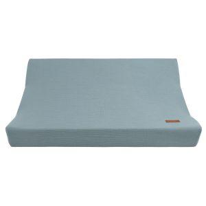 Housse matelas à langer Breeze stonegreen - 45x70
