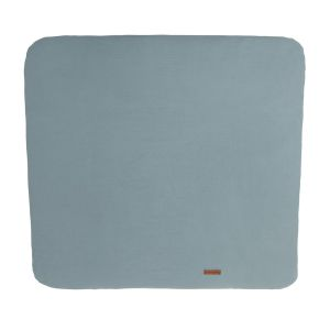 Housse matelas à langer Breeze stonegreen - 75x85