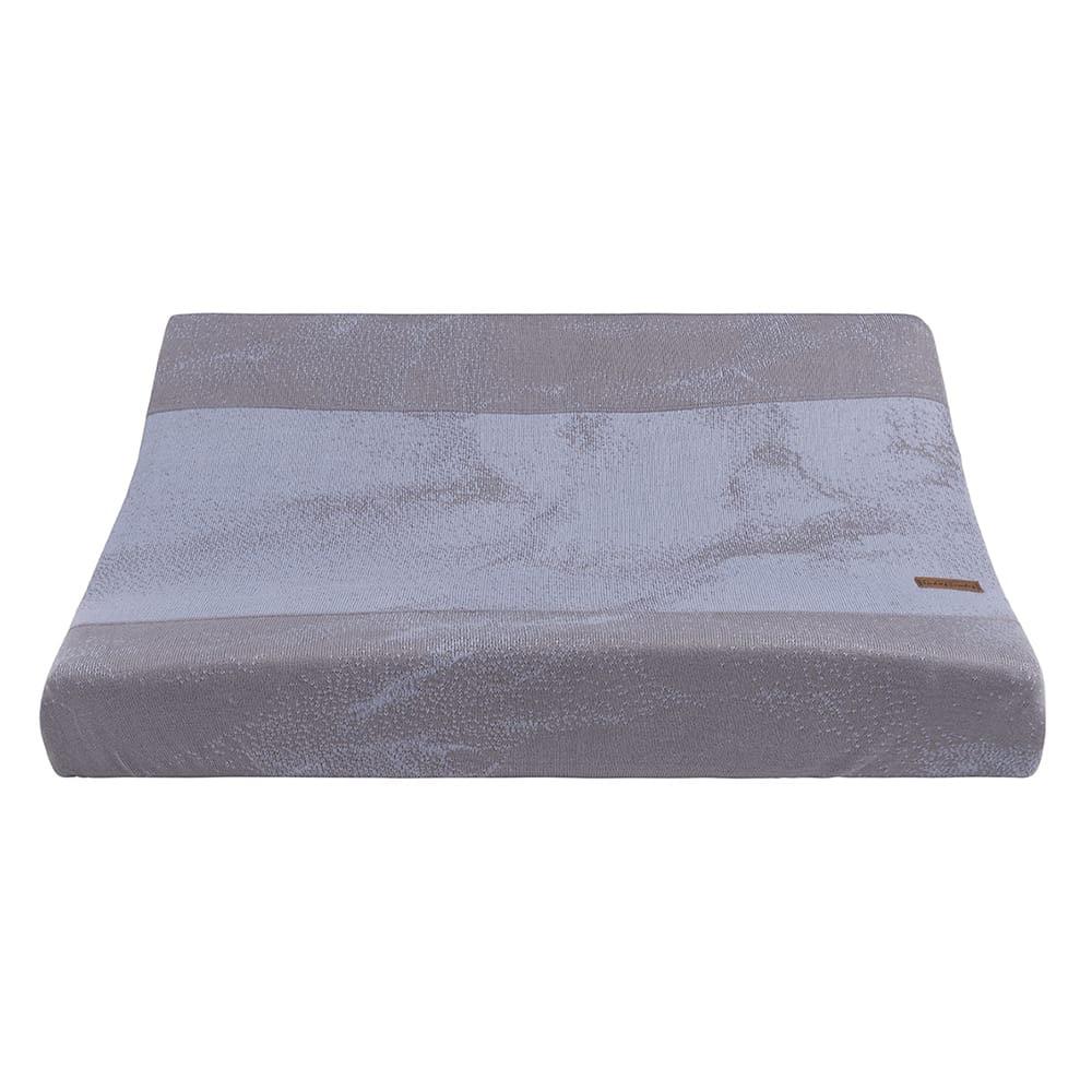 housse matelas langer marble cool greylilas