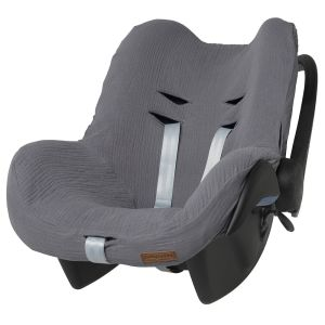 Housse Maxi-Cosi 0+ Breeze anthracite