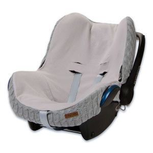 Housse Maxi-Cosi 0+ Cable gris