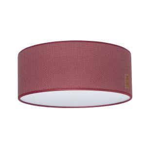 Lampe de plafond Classic stone red - Ø35 cm