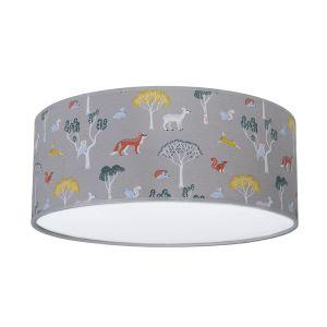 Lampe de plafond Forest - Ø35 cm