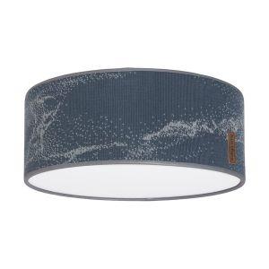 Lampe de plafond Marble granit/gris - Ø35 cm